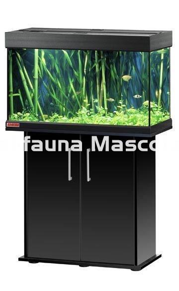 acuario mesa eheim vivaline 126 l kit filtro termocalentador. Black Bedroom Furniture Sets. Home Design Ideas