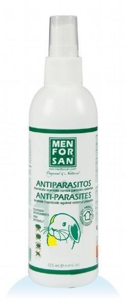 Antiparásitos para roedores Men For San 125 ml. - Imagen 1