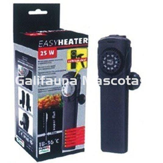 Calentador acuario irrompible easy heater desde 25w hasta for Calentador acuario