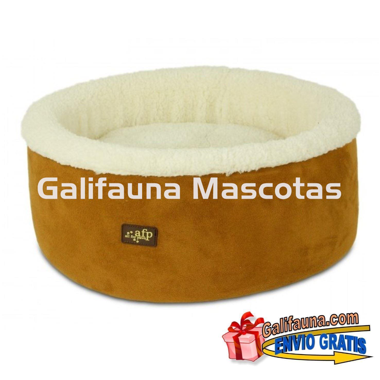 Cama CURL & CUDDLE de All for Paws LAM CAT - Imagen 1