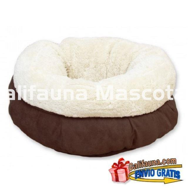 Cama DONUT LAM CAT para gatos de All for Paws CATIT - Imagen 4