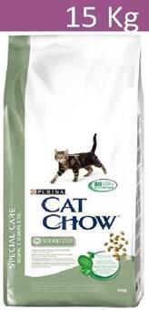 Cat chow sterilized pienso para gatos esterilizados - Alimento para gatos esterilizados ...