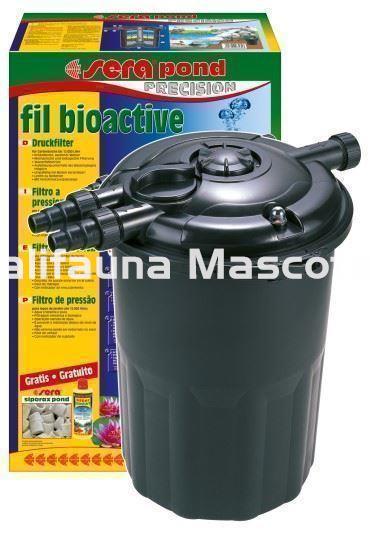 Filtro de presi n para estanque sera fil bioactivo for Filtro natural para estanque