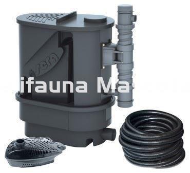 Filtro estanque sera koi profesional 12000 bomba pp12000 for Filtro estanque koi
