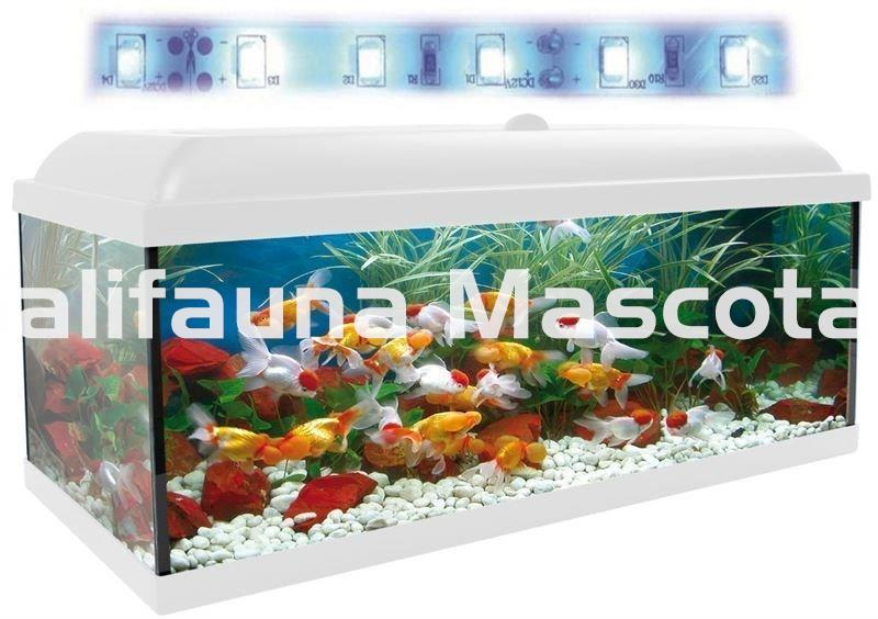 Kit acuario Aqua-LED 300 litros. Kit LED completo.