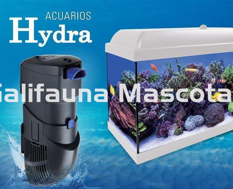Kit acuario hydra marino 300 l el acuario de agua salada for Acuario marino precio