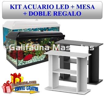 KIT AQUALED + MESA 130 L. + DOBLE REGALO.