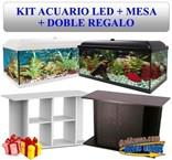 KIT AQUALED + MESA 240 L. + DOBLE REGALO.