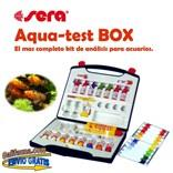 SERA Aqua-test box. Set de analisis profesional para aquarios