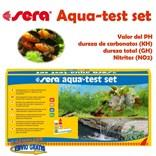 SERA Aqua-test set. Set de analisis para aquarios