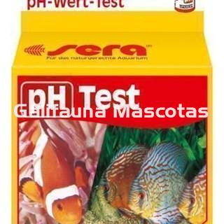 SERA Test de PH 15 ml. Analizador medidor del PH. - Imagen 1