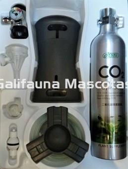 Sistema completo CO2 0,5 litros Waterplant