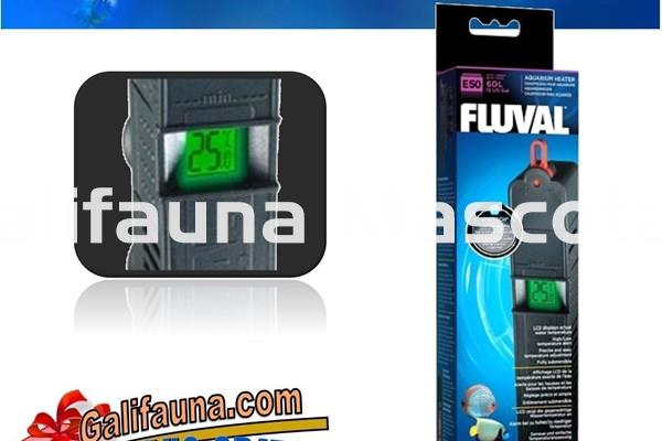 Fluval Calentador ElectrÓnico M 200w Acuario Agua Dulce Y Marino Artículos Para Animales