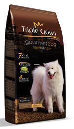 Triple Crown 15 kg. Gourmet Dog. Exquisited para perros. - Imagen 1