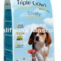 Triple Crown 15 kg. Lovely Puppy. Pienso para chachorros. - Imagen 1