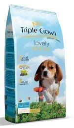 Triple Crown 15 kg. Lovely Puppy. Pienso para chachorros.