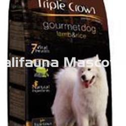 Triple Crown 3 kg. Gourmet Dog. Exquisited para perros. - Imagen 1
