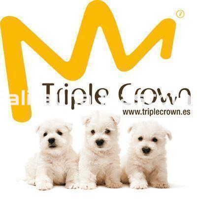 Triple Crown 3 kg. Gourmet Dog. Exquisited para perros. - Imagen 2